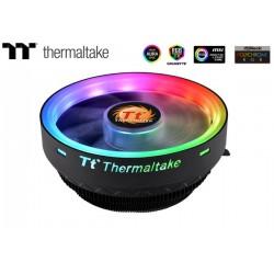 CPU COOLER THERMALTAKE UX100 ARGB LIGHTING (CPU Intel y AMD)