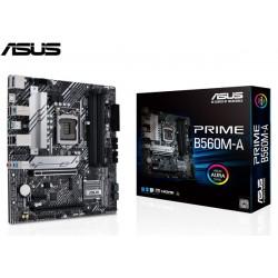 M.B. ASUS PRIME B560M-A (LGA1200) (Intel® Core ™ de 10a/11a generación)
