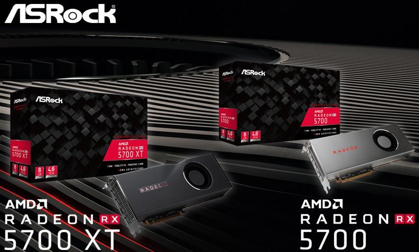 ROMPE LAS REGLAS, AMD RADEON RX 5700 SERIES